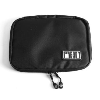 デジタルク収纳袋袋携带携带电话デケ-タ-ブィヤホーン充电器付属品旅行机能防水収纳バサキング25 x 17 cm