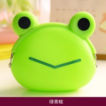 アニメのシリカゲルのお金が入ったら、ソフト面に掛けて手荷物として硬貨を包んで、ケーブルを収納します。イヤホンの小金布緑カエルです。