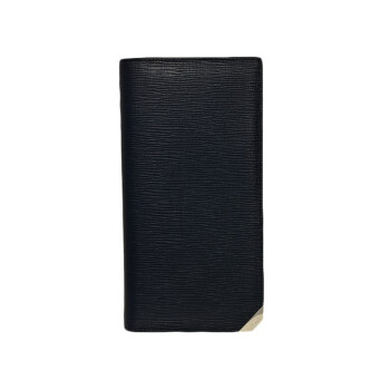 Bally巴利メンズス款シンプロの长款财布ケース6221477 C-EMINKブルー