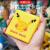 任天堂switchゲームボックスns収納ボックスゲームカセットマリオピカチュウサイダのテーマゲームカードケス12個入りのゲーム機可愛いカードレリーフカードケース【ゼルダ守護の神】