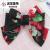 新作の韓国髪飾りはシンプロ小清新なシフォンの大蝶々結びのスプリングクリップを挟んでトップを挟みます。