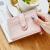 lourol軽い量ミニカードドケケ-スの小さいかわいい韓国の証明書の包みの個性のシンプロカードは運転免許証の一体を包んでレイディーズピンクを包みます。